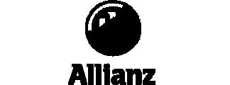 logo allianz verzekeringen grijs
