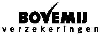 logo bovemij verzekeringen grijs