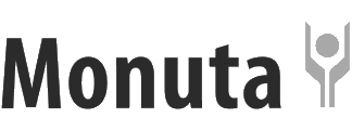 logo monuta verzekeringen grijs