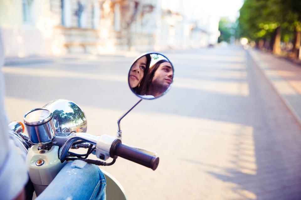 bromfietsverzekering spiegel