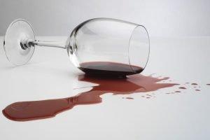 avp glas rode wijn