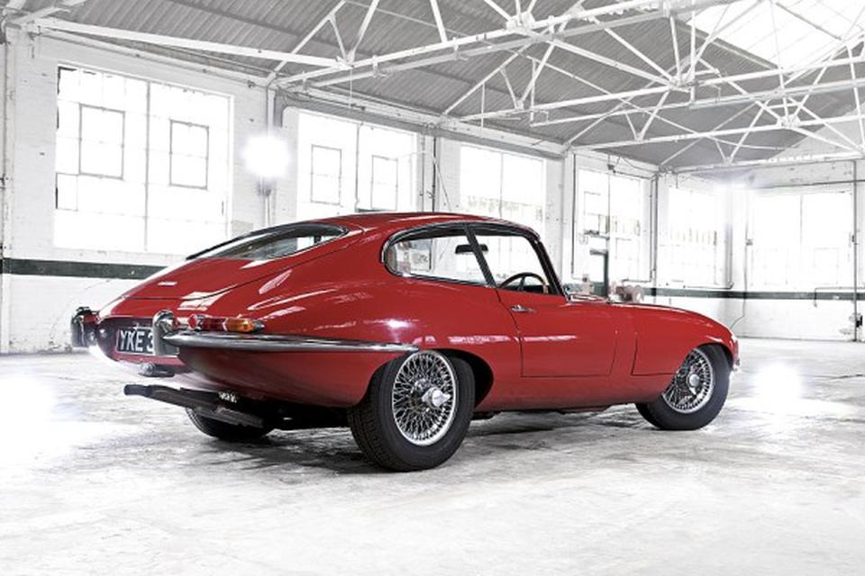 oldtimerverzekering jaguar e-type