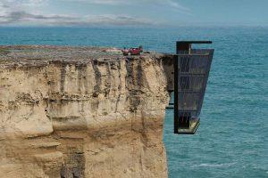 opstalverzekering cliff house